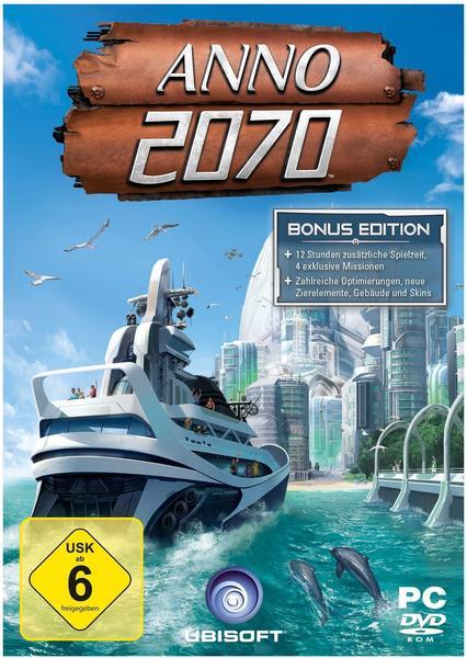 Ubisoft Anno 2070 - Bonus Edition (Download) (PC)