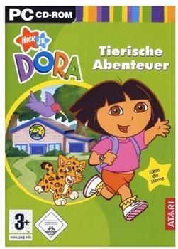 Dora The Explorer: Tierische Abenteuer (PC)