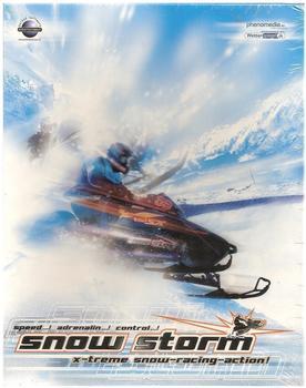 Phenomedia Snow Storm: x-treme snow racing action (PC)