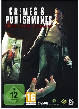 Sherlock Holmes: Crimes & Punishments (PC)