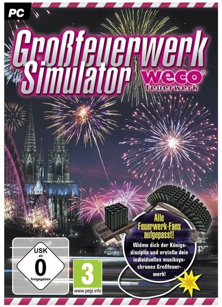 Großfeuerwerk Simulator (PC)