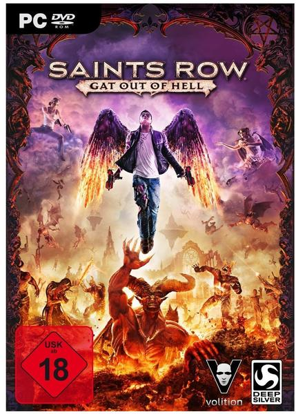 Saints Row Gat Out of Hell (PC)