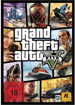 GTA 5 - Grand Theft Auto V (PC)