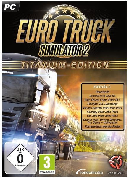 Euro Truck Simulator 2: Titanium-Edition (PC)