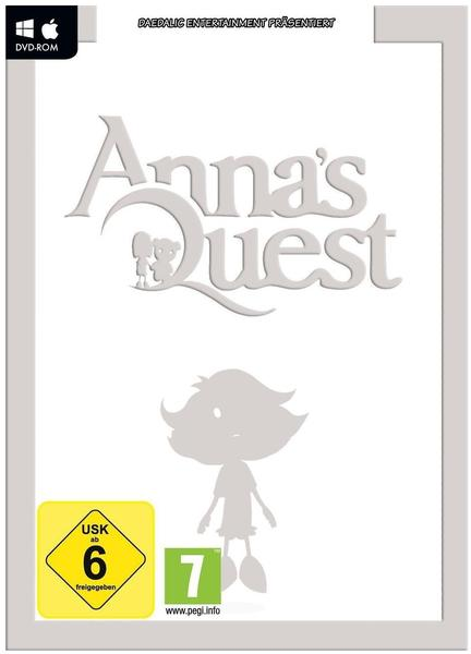Annas Quest (PC)