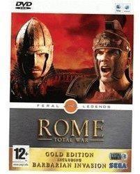 Rome: Total War - Gold Edition (Mac)