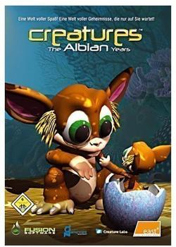 East Entertainment Creatures: The Albian Years (PC)