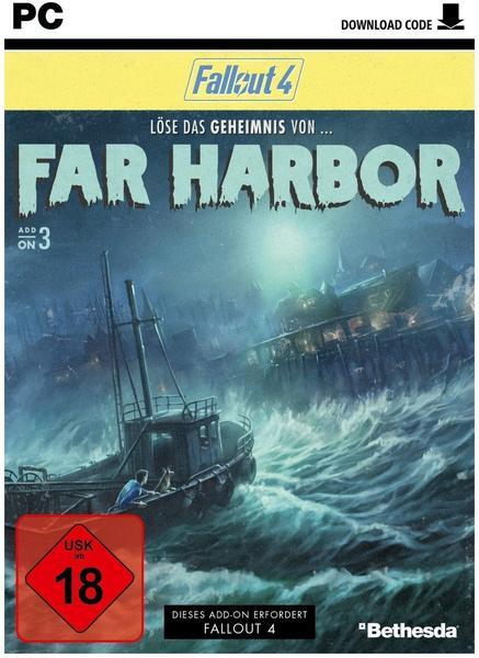 Fallout 4 Far Harbor (PC)