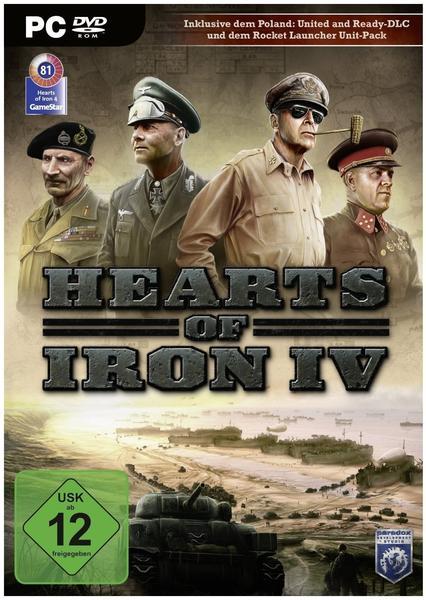 Hearts of Iron IV (PC)