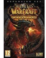 Blizzard World of Warcraft: Cataclysm (Add-On) (PEGI) (PC/Mac)