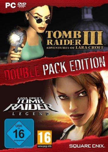 Tomb Raider III + Tomb Raider: Legend - Double Pack Edition (PC)