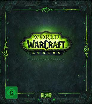 Blizzard World of Warcraft: Legion - Collectors Edition (Add-On) (PC)