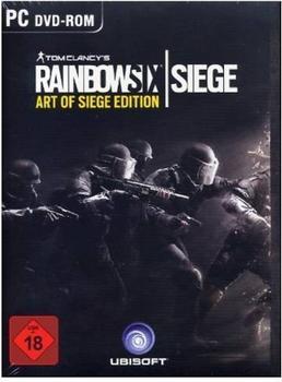 Tom Clancy's Rainbow Six: Siege - Art of Siege Edition (PC)