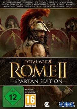 Rome II: Total War - Spartan Edition (PC)