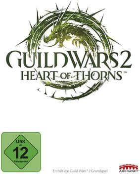 NCsoft Guild Wars 2: Heart of Thorns (PC)