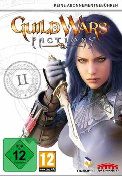 Guild Wars: Factions 2008 (Add-On) (PC)