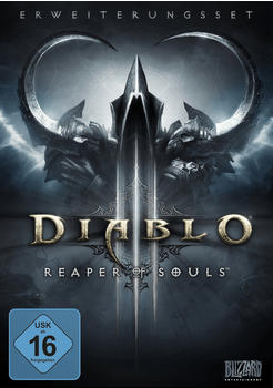 Blizzard Diablo III: Reaper of Souls (Add-On) (PC/Mac)