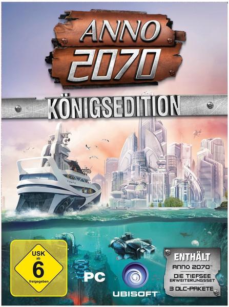 UbiSoft ANNO 2070 - Königsedition (Download) (PC)