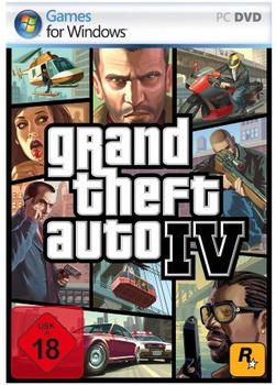 Rockstar Games Grand Theft Auto IV (PC)