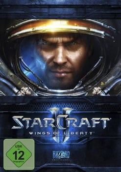 Blizzard StarCraft II: Wings of Liberty (PEGI) (PC/Mac)