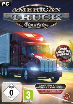 American Truck Simulator: Starter Pack - California (PC)