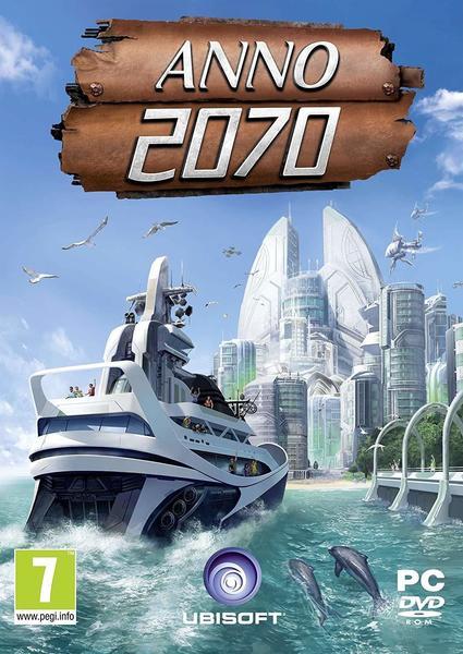 Ubisoft ANNO 2070 (PEGI) (PC)