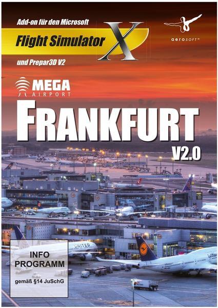 Mega Airport Frankfurt 2013 (Add-On) (PC)