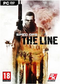 2K GAMES Spec Ops: The Line (PEGI) (PC)