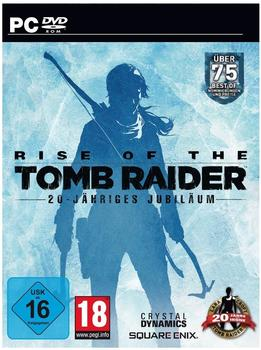 Rise of the Tomb Raider: 20-Jähriges Jubiläum (PC)