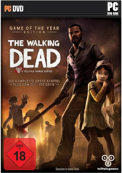 The Walking Dead: A Telltale Games Series - Game of the Year Edition (PC/Mac)