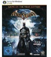 WB Games Batman: Arkham Asylum - Game of the Year Edition (Download) (PC)