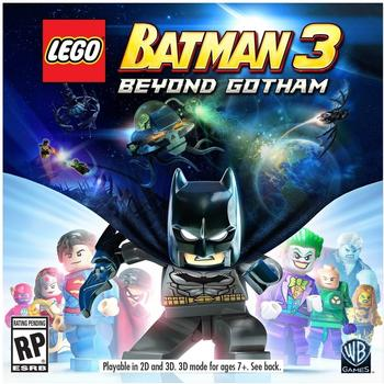 Warner Lego Batman 3: Jenseits von Gotham (Download) (PC)