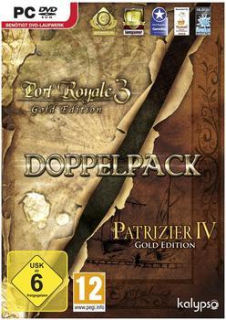 Kalypso Port Royale 3 - Gold Edition & Patrizier IV - Gold Edition (Bundle) (PC)