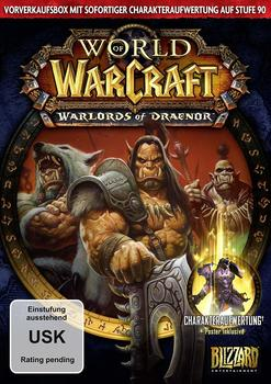 Blizzard World of WarCraft: Warlords of Draenor (Add-On) (Download) (PC)