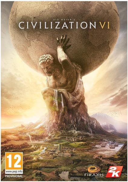 2K GAMES Civilization VI (Download) (PC)