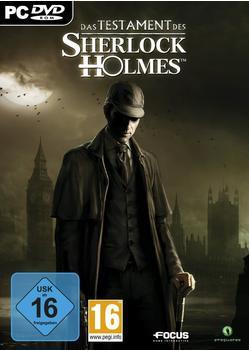 Das Testament des Sherlock Holmes (PC)