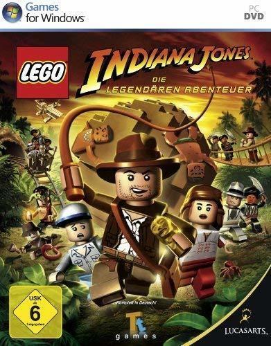LEGO Indiana Jones: Die legendären Abenteuer (PC)