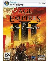 Age of Empires III: The Asian Dynasties (Add-On) (PC)