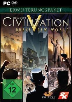 2K GAMES Civilization V: Brave New World (Add-On) (Download) (PC)
