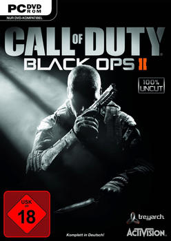 Activision Call of Duty: Black Ops II (PEGI) (PC)
