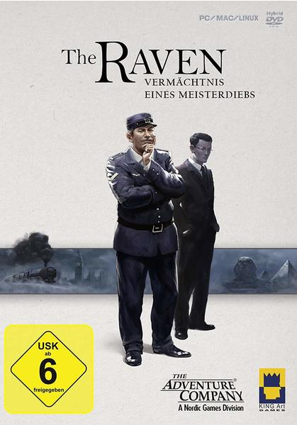 EuroVideo The Raven: Vermächtnis eines Meisterdiebs (PC)