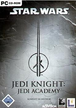 Star Wars - Jedi Knight: Jedi Acedemy (PC)
