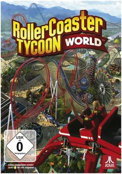 RollerCoaster Tycoon: World (PC)