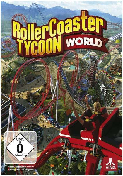 RollerCoaster Tycoon: World (PC)
