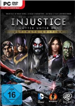 Injustice: Götter unter uns - Ultimate Edition (PC)