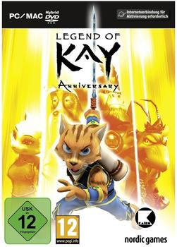 Legend of Kay: Anniversary (PC/Mac)