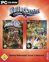 Rollercoaster Tycoon 3: Soaked! + Wild! (Add-On)