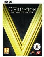 2K GAMES Civilization V - Complete Edition (PEGI) (PC)
