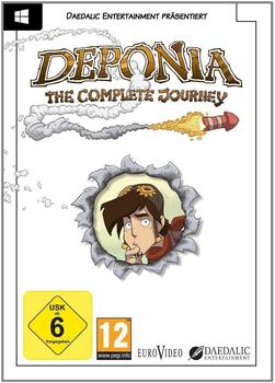 Deponia: The Complete Journey (PC/Mac)