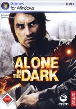 Atari Alone in the Dark (PC)